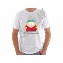 Camisa Camiseta South Park Erik Cartman