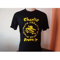 Camisas Bandas Rock - Chorão Charlie Brown Jr - Frete Grátis
