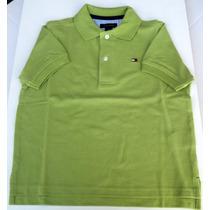 Camiseta Polo Infantil Tommy Hilfiger - 3t