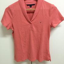 Blusa Polo Tommy Feminina - 100%original (eua) E Nunca Usada