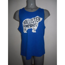 Camiseta Hollister L Original Nova Pronta Entrega No Rj