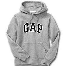 Blusa Agasalho De Frio Gap Moleton Com Capuz Masculina Femin