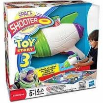 Toy Story The Shooter Lançador De Discos Com Tabuleiro