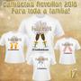 Camiseta Reveillon 2016 Feliz Ano Novo