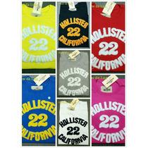 Camisetas Hollister Mascunino Importados