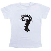 Baby Look Feminina Sabotage Rosto Camiseta Camisa Rap Hiphop