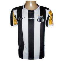 Camisa Santos Nike Listrada Sem Patrocínio 2015