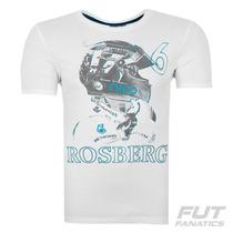 Camiseta Puma Mercedes Amg Gp Graphic Rosberg - Futfanatics