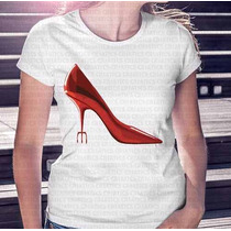 Camiseta Basica Feminina O Diabo Veste Prada