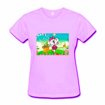 Camiseta Baby Look Feminina Lilica Ripilica