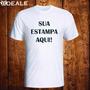 3 Camisetas Personalizadas - Crie Sua Própria Estampa