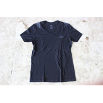 Camiseta Armani Exchange Asa De Anjo No Ombro Tam P