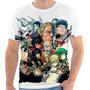 Camiseta Camisa Masculina Anime Otaku - One Punch Man 05