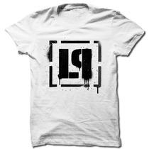Camiseta Linkin Park Banda Rock Camisa Masculina Lançamento