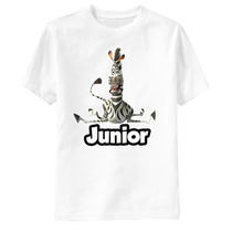 Camiseta Madagascar Personalizada - Marty