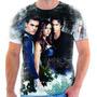 Camiseta The Vampire Diaries Personalizada Estampada 3
