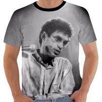 Camisa Camiseta Babylook Regata Legião Urbana Renato Russo 7