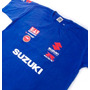Camiseta - Estampa Suzuki Team - Moto Gp - Fr027