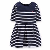 Vestido Menina Carters 100% Original 4 E 5 Anos Importada