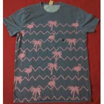 Camisetas Holiister Originais..novas E Importadas Dos Eua!