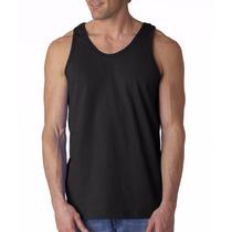 Camiseta Regata Lisa Sublimação Algodão Várias Cores