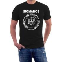 Camiseta Personalizada Romanos 12:2 - Dlr - Gospel