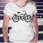 Novidade! Camiseta Feminina Bike Rodar