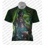 Camiseta Orixá - Cabocla Jurema India