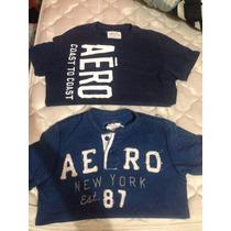 Duas Camisetas Aeropostale M E G Originais