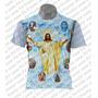 Camiseta Orixá - 7 Linhas Umbanda - Oxalá