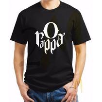 Camisa Camiseta O Rappa - Camisa Banda,rock,capital Rock Mtv