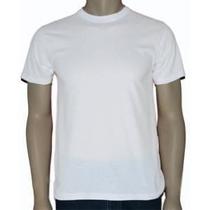 Camiseta Infantil Lisa 100% Poliéster Para Sublimação