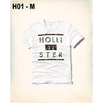 Camisas Camisetas Originais Hollister E Aeropostale