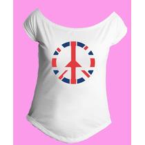 Camiseta Feminina G. Canoa Inglaterra Reino Unido Londres 09