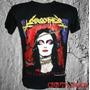 Camiseta Banda Rock Heavy Death Metal Camisa Sarcofago