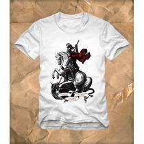 Camiseta De São Jorge