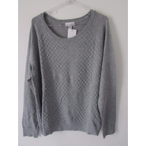Blusa Tricot Calvin Klein - Nova/original - Tamanho M