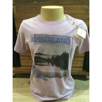 Camiseta Timberland, Presente, Original,