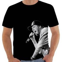 Camiseta Chorão Charlie Brown Jr