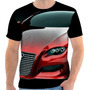 Camiseta - Camisa Carro De Luxo Audi Tunado Frente