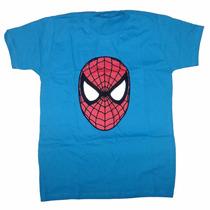 Camiseta Homem Aranha Spiderman Blusa Super-herói Marvel