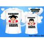 Kit - 2 Camisas,camisetas Dia Dos Namorados -amor, Casal