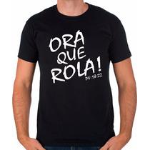 Camiseta Jesus Freak Ora Deus Abençoe No Pray Gospel