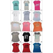 Camisetas Femininas Aeropostale Originais Importada Varias