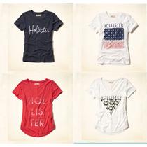 Camisas Femininas Originais Hollister Aeropostale Original