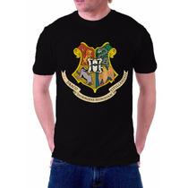 Camisa, Camiseta Harry Potter, Hogwarts
