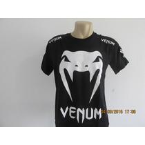 Camiseta Venum Mma Ufc Jiu Jitsu Competidor +frete Gratis