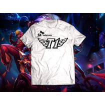 Camiseta Skt1 League Of Legends