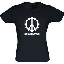 Camisa Engenheiros Do Hawaii - Camiseta Bandas, Rock