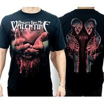 Camiseta De Banda - Bullet For My Valentine - Temper Temper